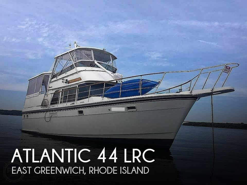 44' Atlantic, Listing Number 100842002, - Photo No. 1