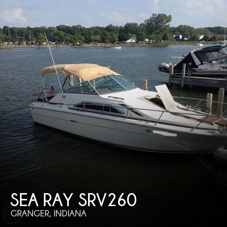 26' Sea Ray SRV260