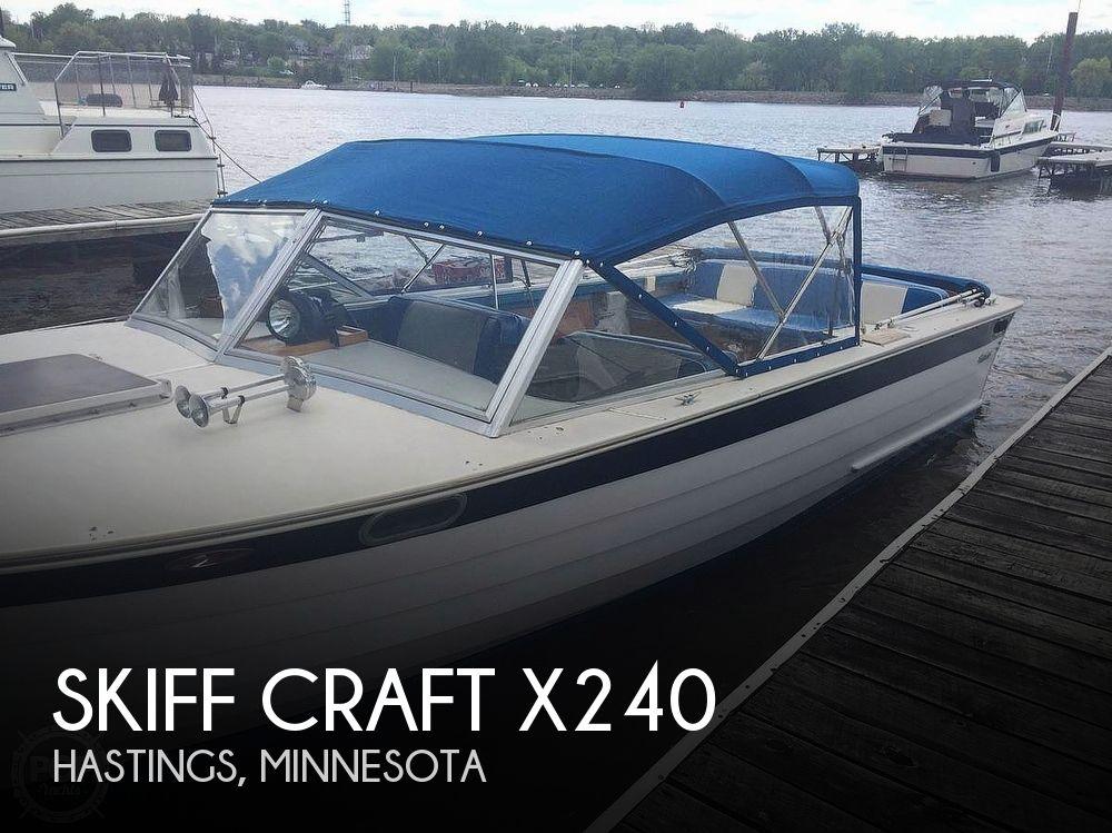 24' Skiff Craft X240