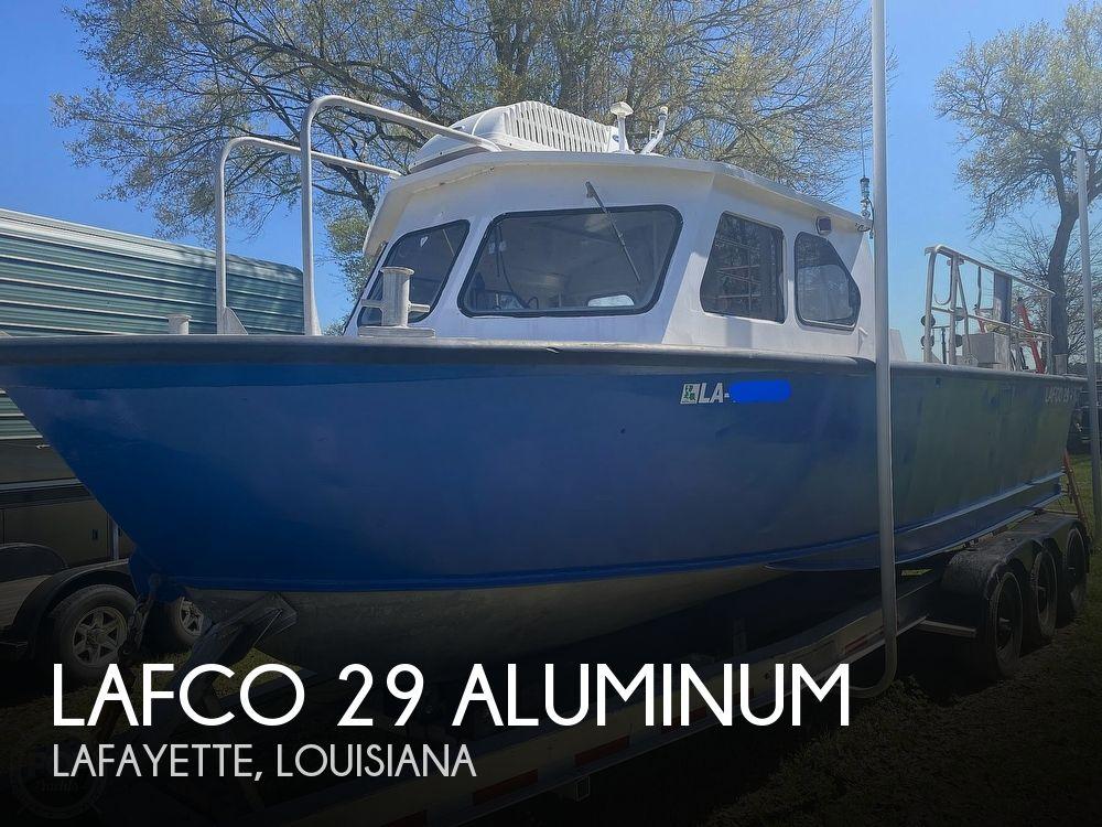 29' Lafco 29 Aluminum