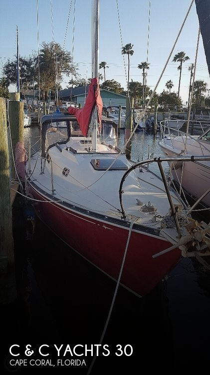 30' C & C Yachts 30