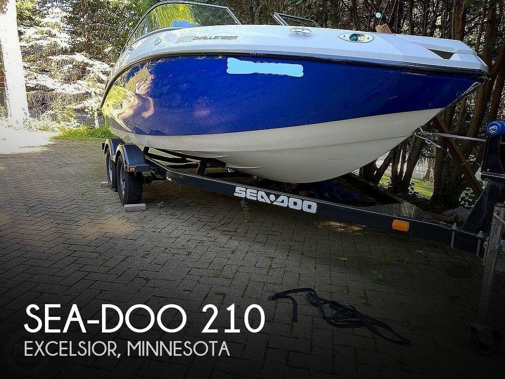 21' Sea-Doo 210 Challenger