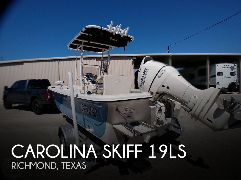19' Carolina Skiff 19LS