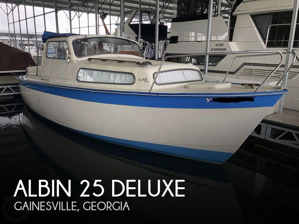 25' Albin 25 Deluxe