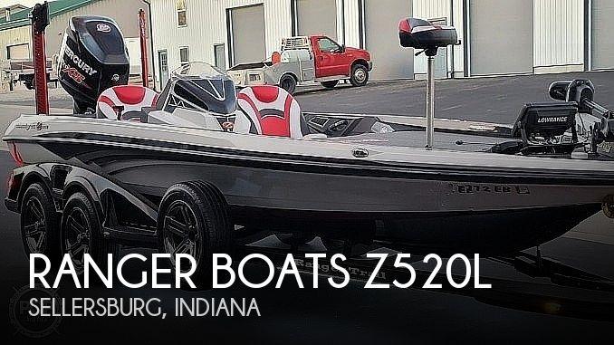 21' Ranger Boats Z520L