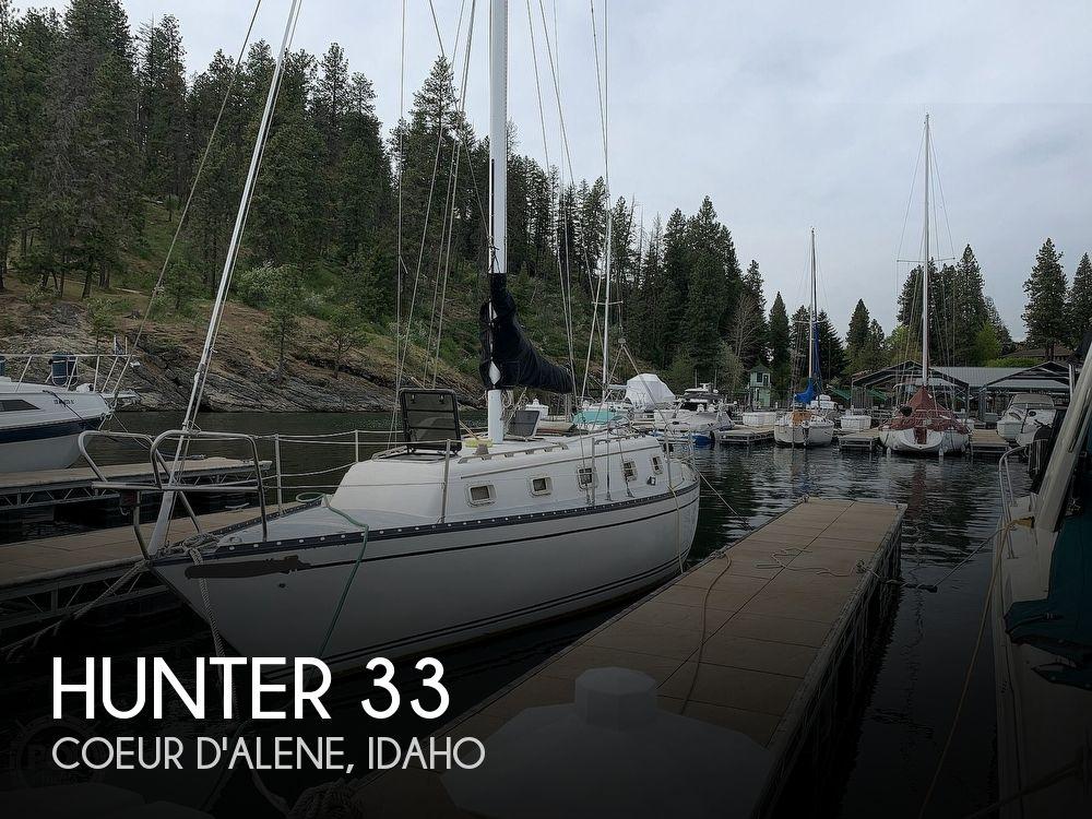 33' Hunter 33