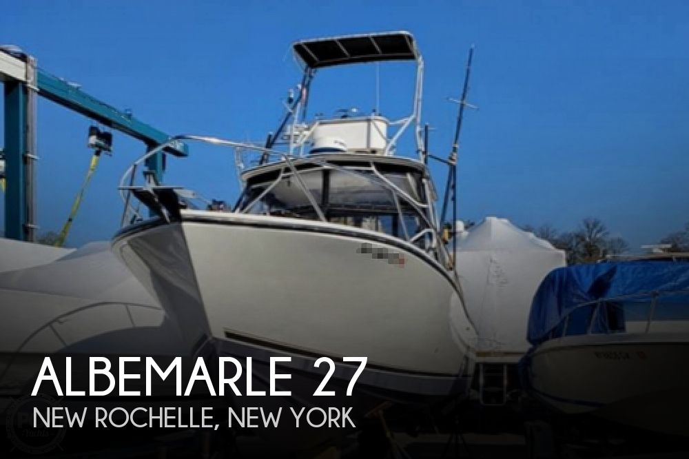 27' Albemarle 27