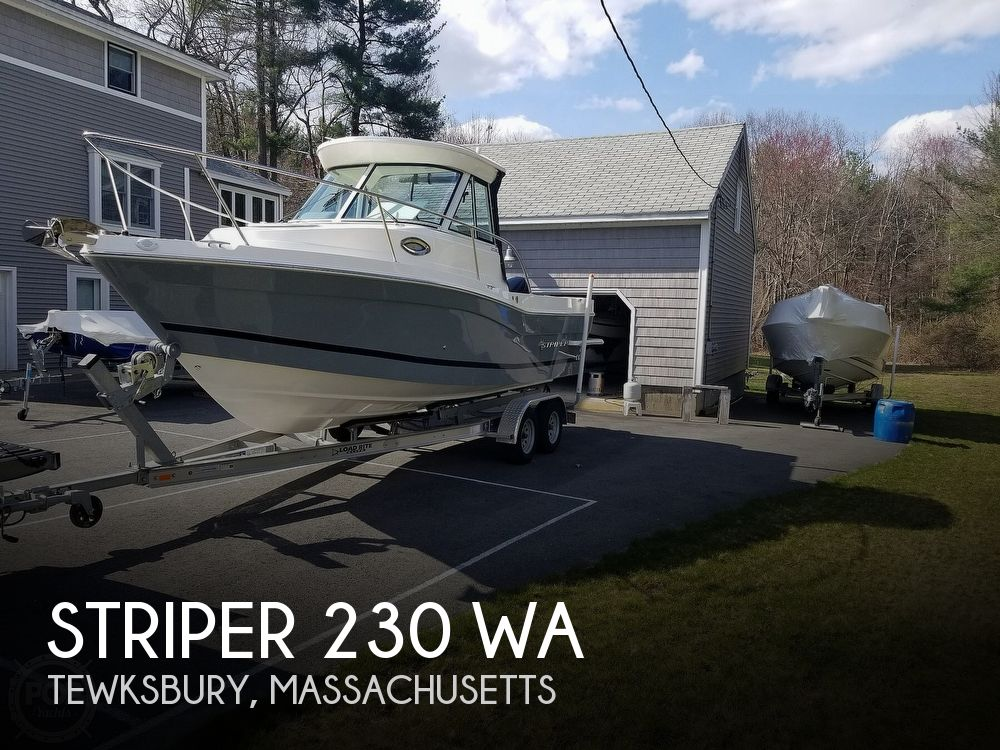 23' Striper 230 WA