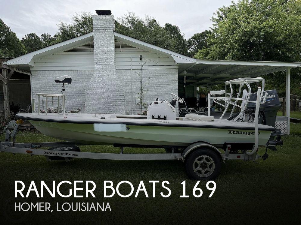 16' Ranger Boats 169 Ghost