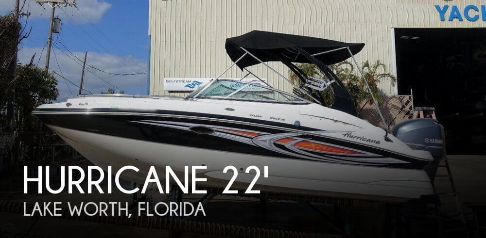 2013 Hurricane SD2200 Xtreme - Photo #1