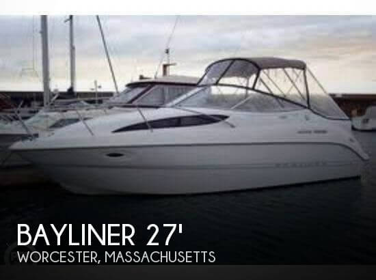 2000 Bayliner 2655 Ciera Sunbridge - Photo #1