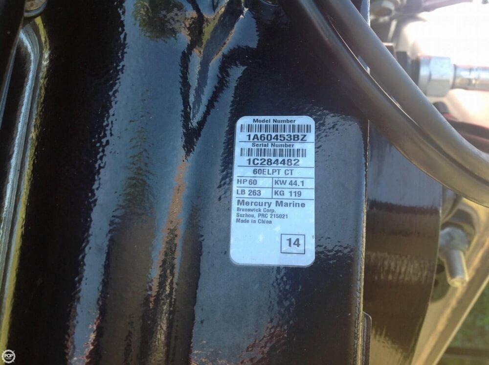 2015 Sun Tracker Bass Buggy 18 DLX Signature Series - Photo #9