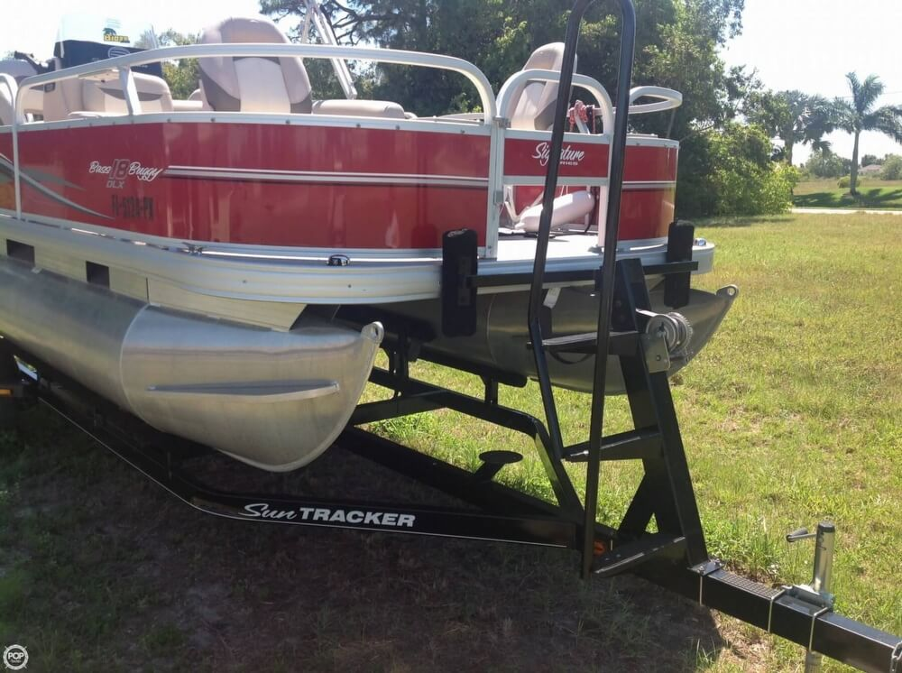 2015 Sun Tracker Bass Buggy 18 DLX Signature Series - Photo #36
