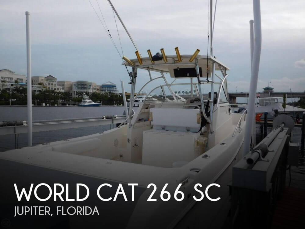 1999 World Cat 266 SC - Photo #1