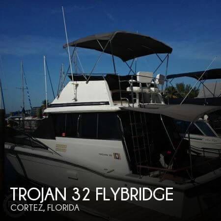 1978 Trojan 32 Flybridge - Photo #1