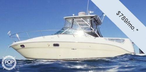 2008 Sea Ray 290 Amberjack - Photo #16