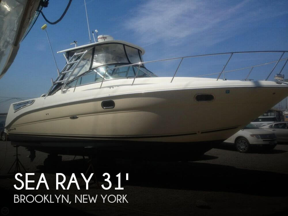 2008 Sea Ray 290 Amberjack - Photo #1