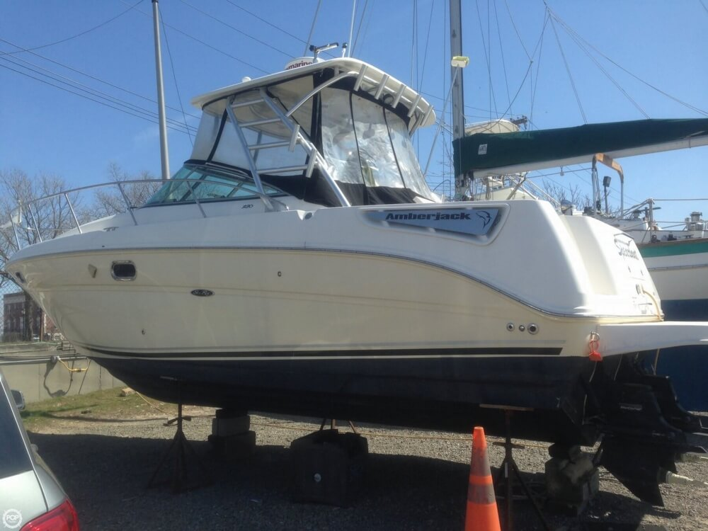 2008 Sea Ray 290 Amberjack - Photo #2
