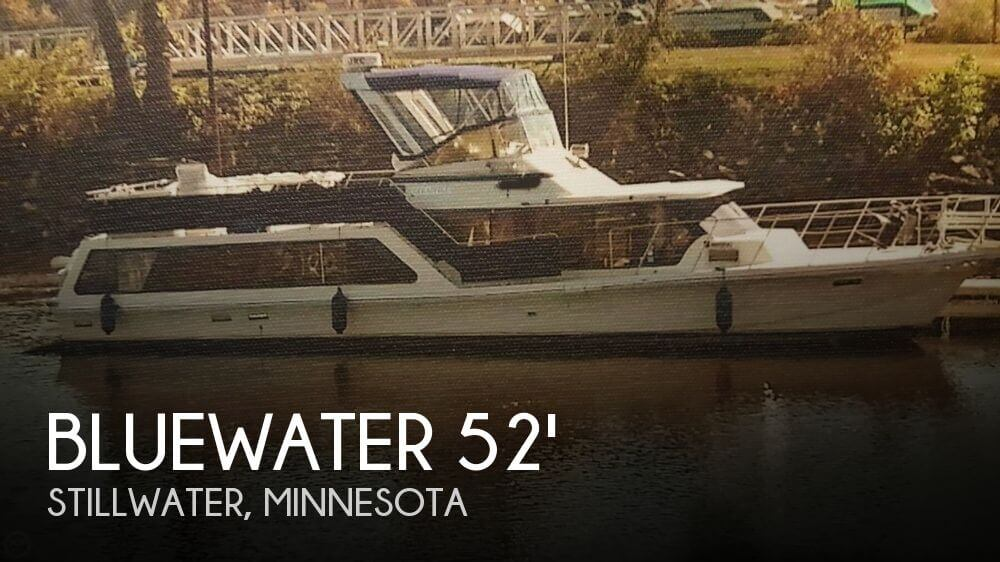 1984 Blue Water 51 Coastal for sale