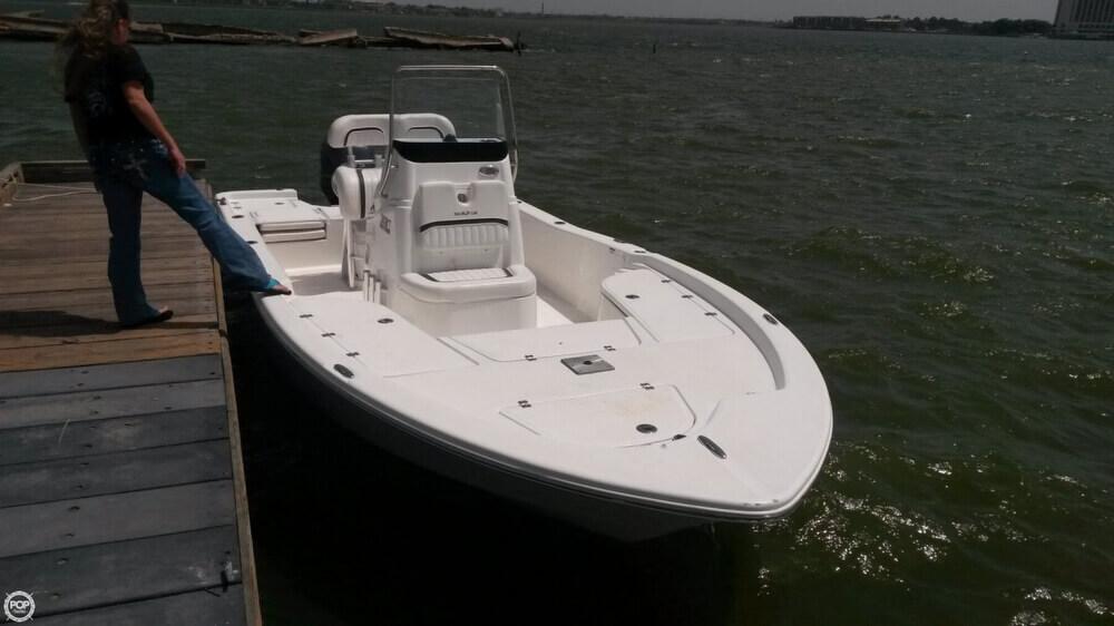 2012 Sea Fox 200 XT Bay Fox Pro Series - Photo #2