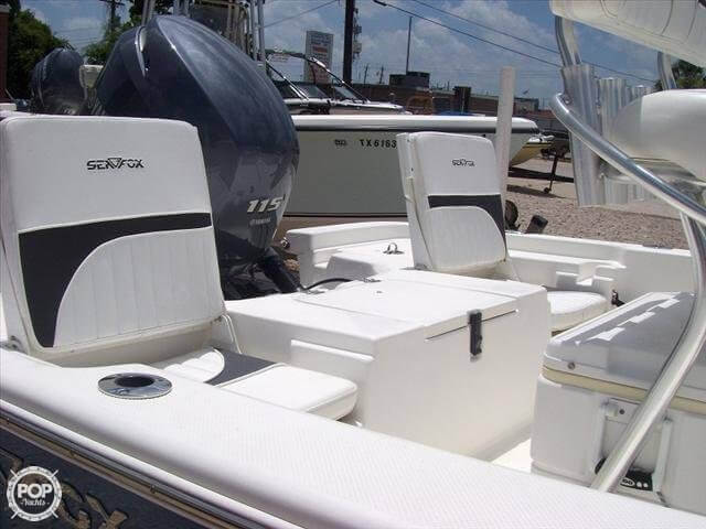 2012 Sea Fox 200 XT Bay Fox Pro Series - Photo #6