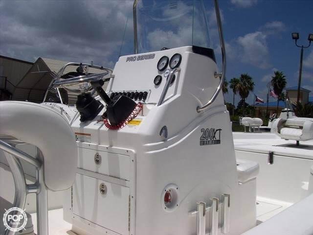 2012 Sea Fox 200 XT Bay Fox Pro Series - Photo #3
