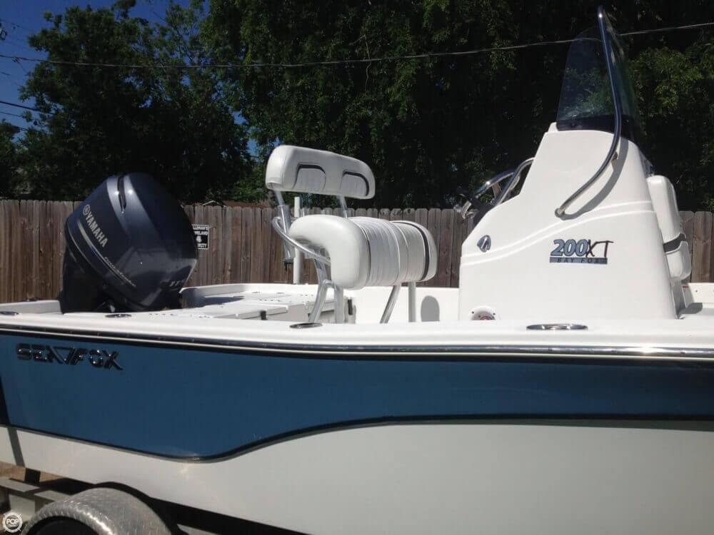 2012 Sea Fox 200 XT Bay Fox Pro Series - Photo #13