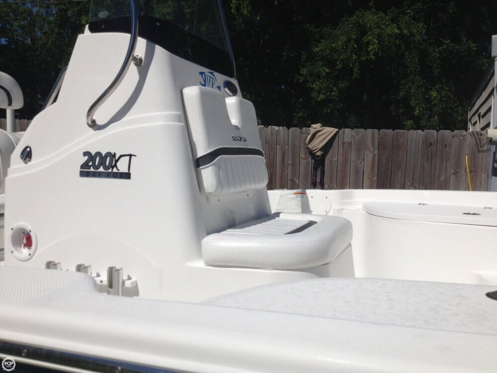 2012 Sea Fox 200 XT Bay Fox Pro Series - Photo #25