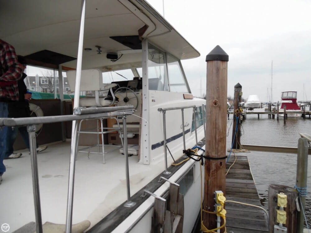1974 Chris Craft boat for sale, model of the boat is 410 Commander & Image # 21 of 40