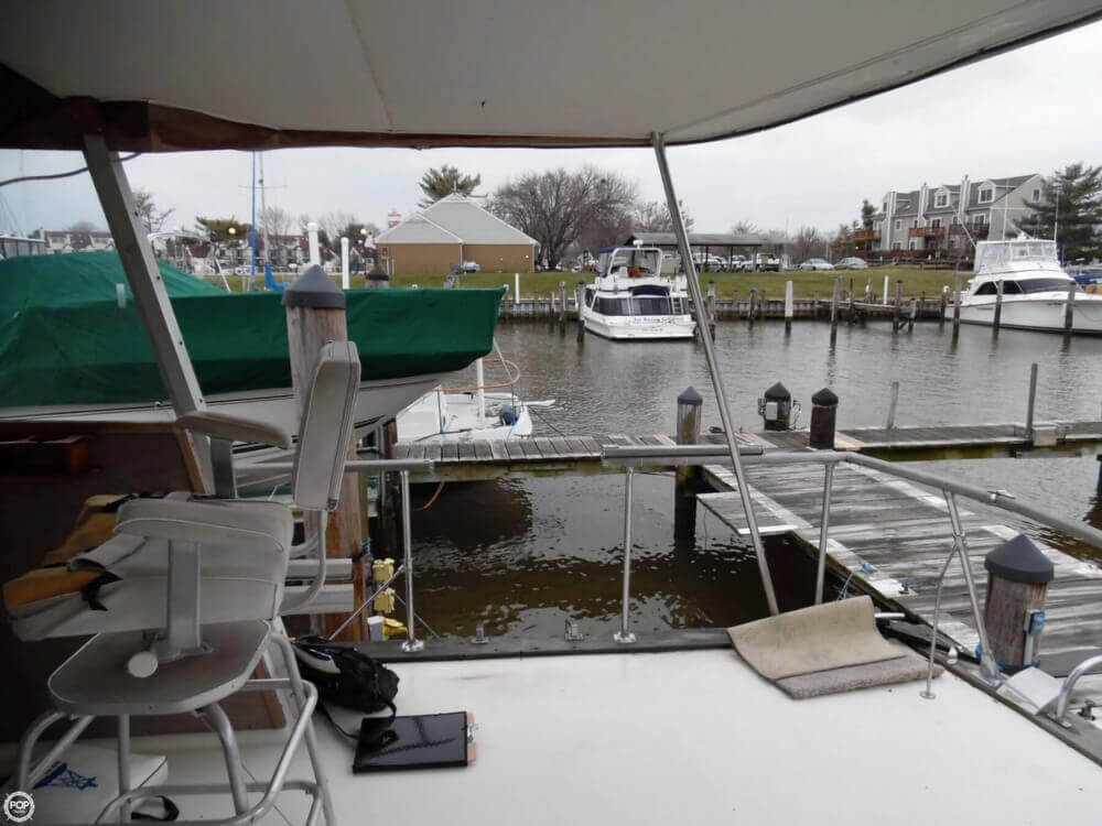 1974 Chris Craft boat for sale, model of the boat is 410 Commander & Image # 29 of 40