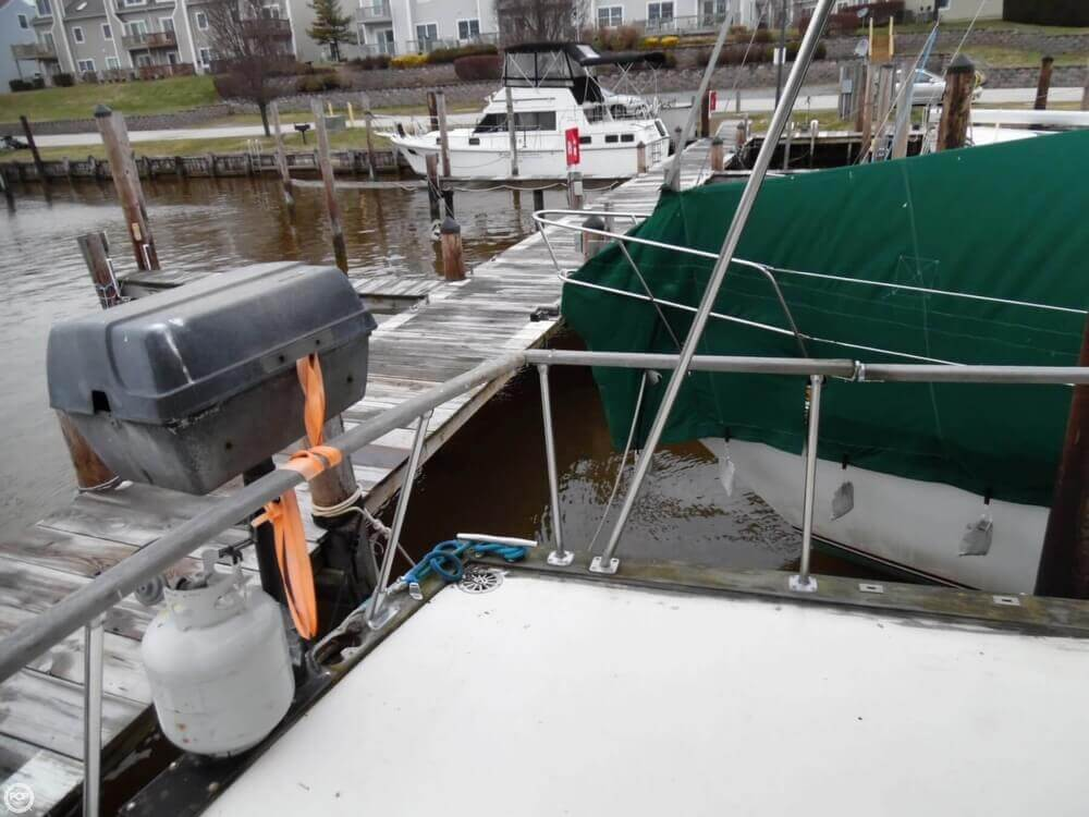 1974 Chris Craft boat for sale, model of the boat is 410 Commander & Image # 30 of 40