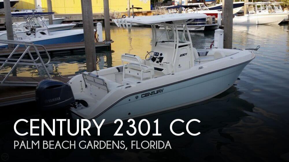 2015 Century 2301 - Photo #1