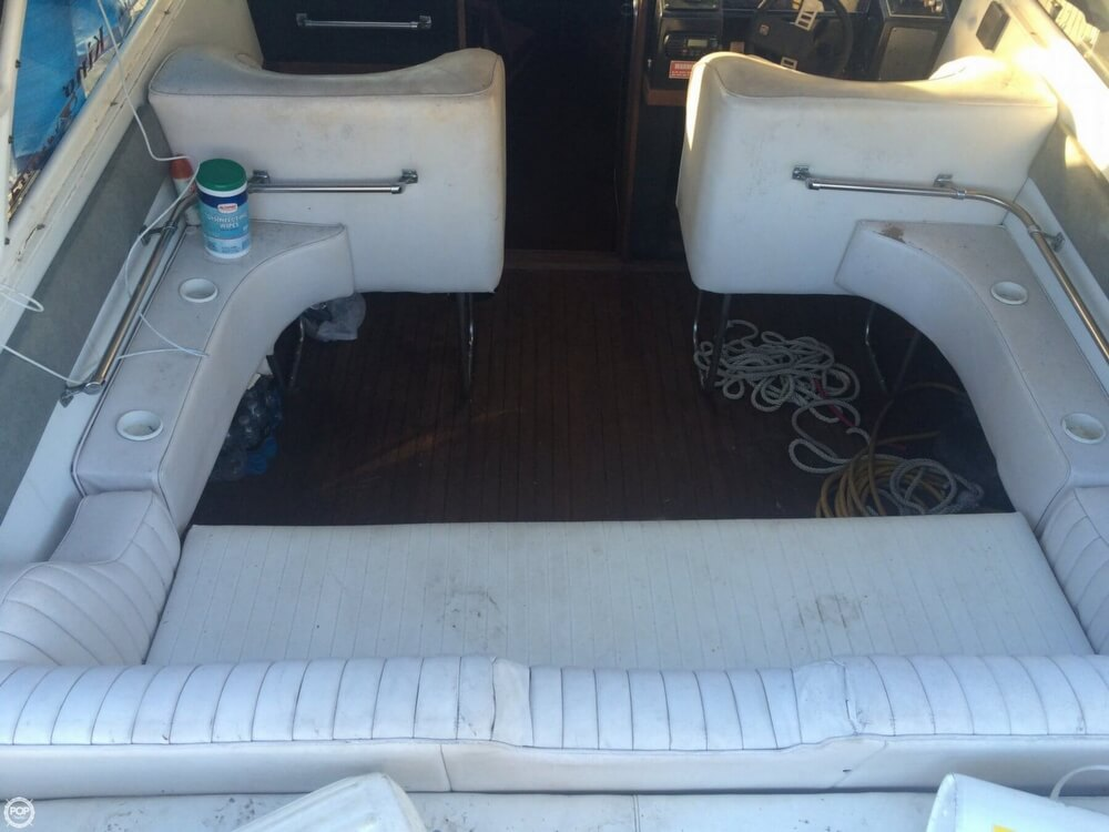 1985 Wellcraft boat for sale, model of the boat is 42 Excalibur & Image # 17 of 40