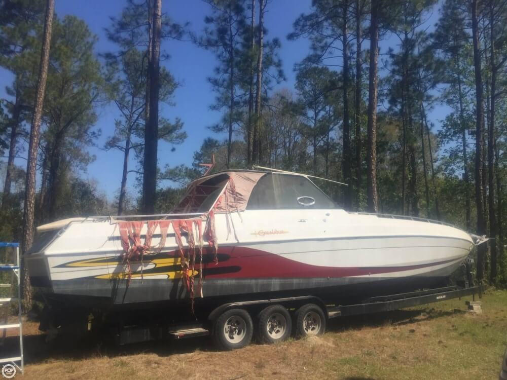 1985 Wellcraft boat for sale, model of the boat is 42 Excalibur & Image # 26 of 40