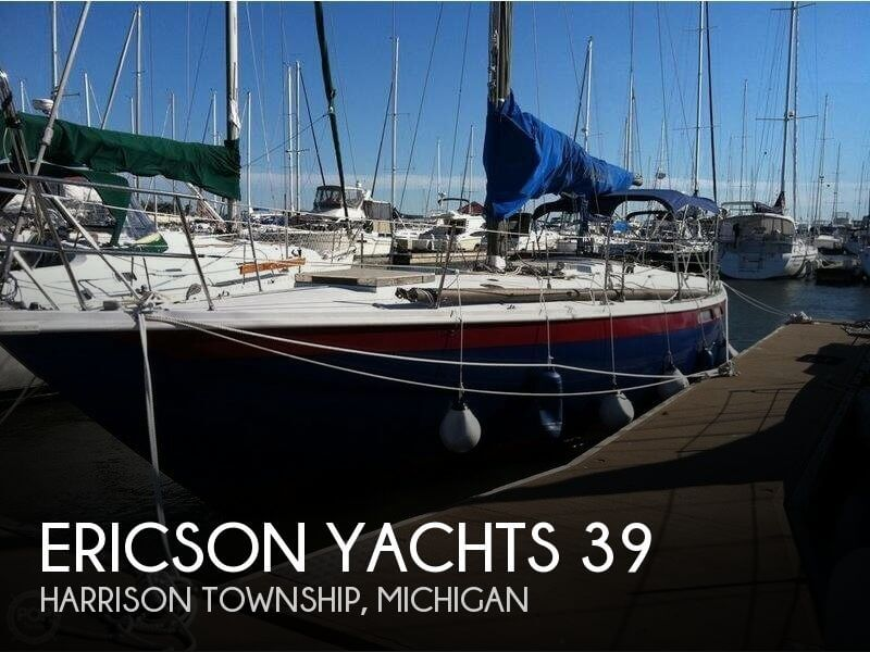 Used Ericson Boats For Sale by owner | 1972 39 foot Ericson Yachts
