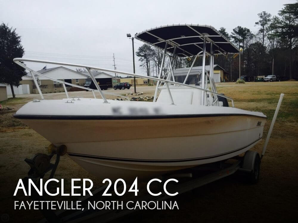 2003 Angler 204 CC - Photo #1