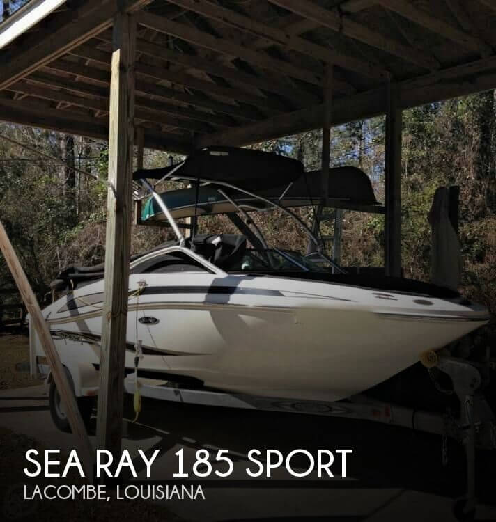 2011 Sea Ray 185 Sport - Photo #1