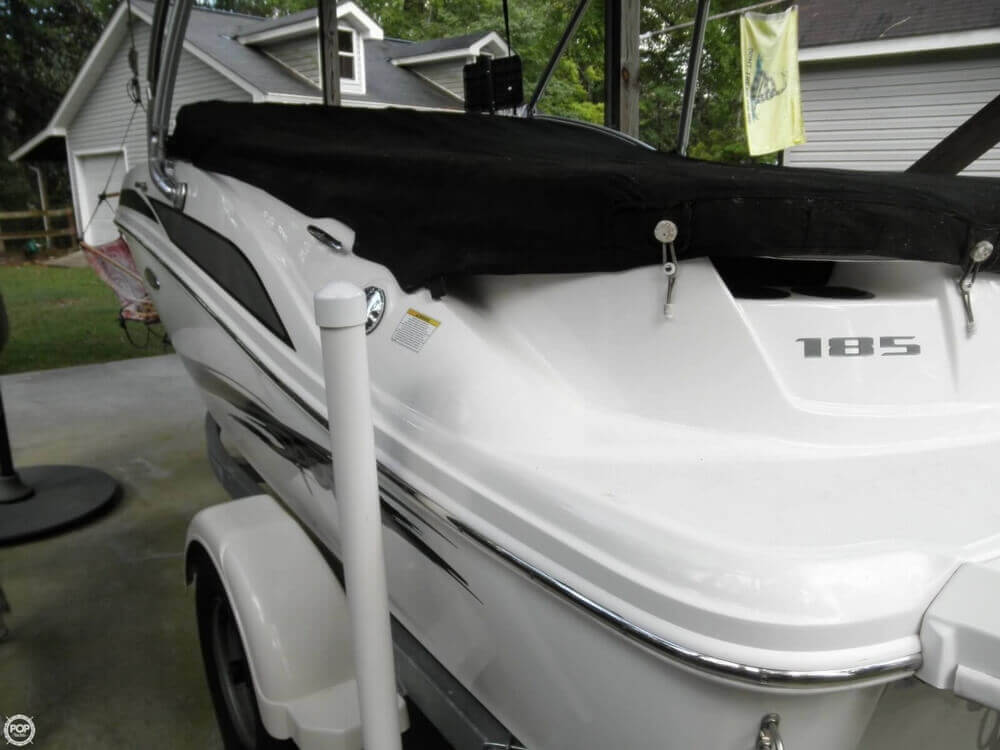 2011 Sea Ray 185 Sport - Photo #10