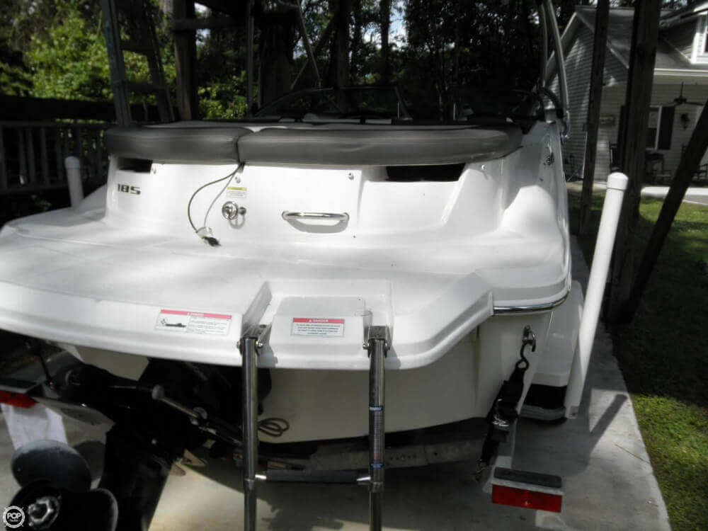 2011 Sea Ray 185 Sport - Photo #28