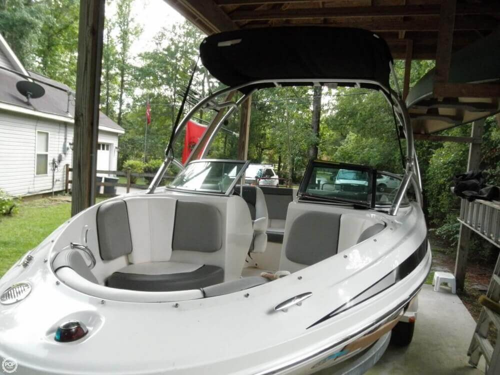 2011 Sea Ray 185 Sport - Photo #37