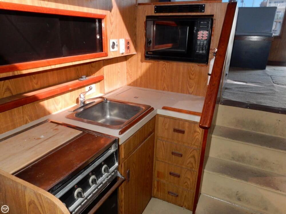 1981 Bertram 42 Convertible - Photo #39