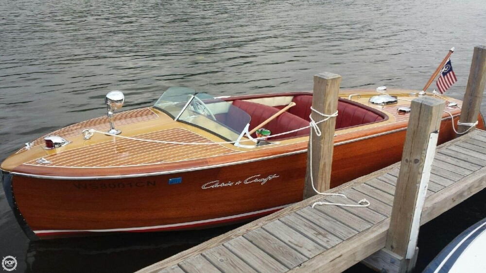 1953 Chris-Craft 18 Riviera - Photo #2
