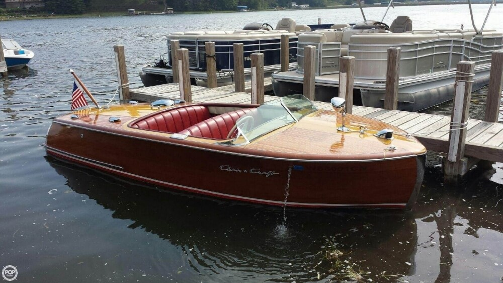 1953 Chris-Craft 18 Riviera - Photo #5