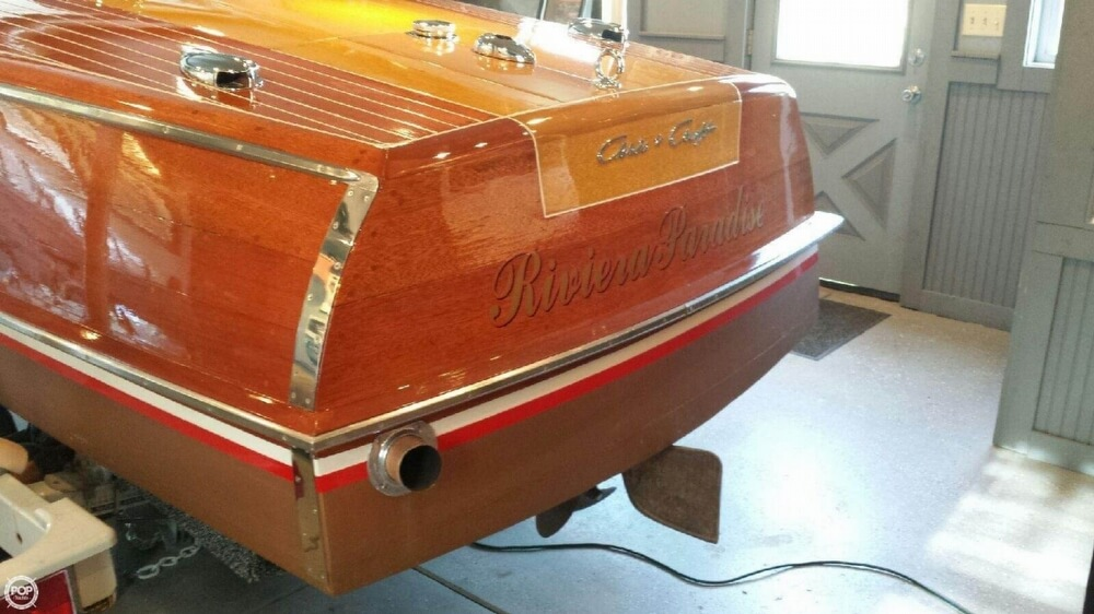 1953 Chris-Craft 18 Riviera - Photo #7