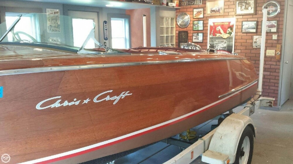 1953 Chris-Craft 18 Riviera - Photo #8