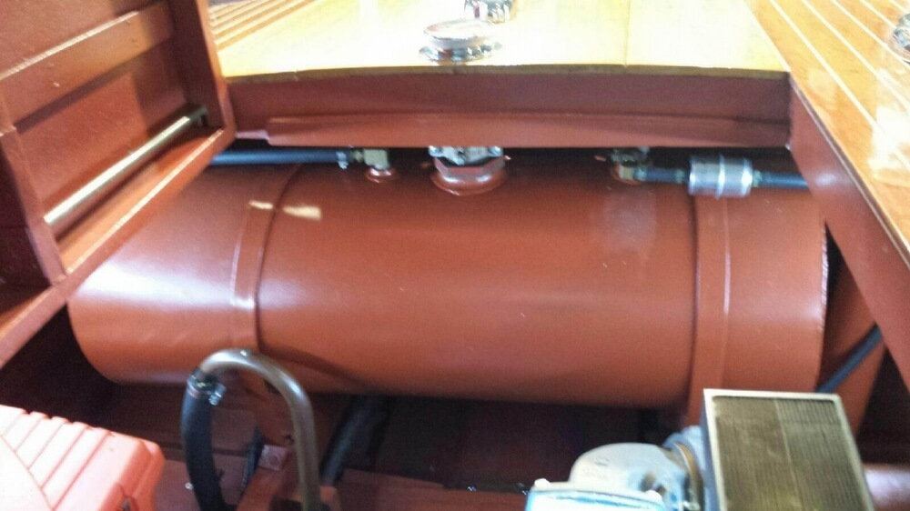 1953 Chris-Craft 18 Riviera - Photo #14