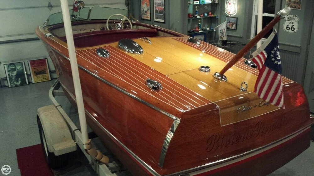 1953 Chris-Craft 18 Riviera - Photo #16