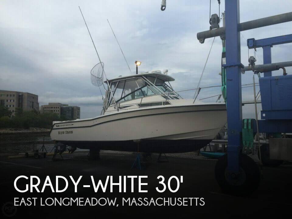 1990 Grady-White 280 Marlin - Photo #1