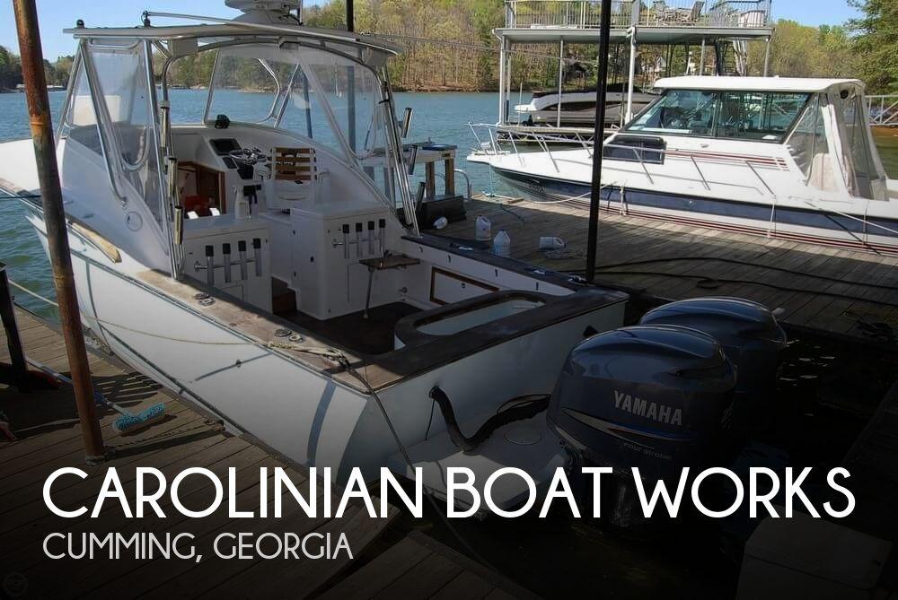 2009 Carolinian Boat Works Carolinian 28 Express - Photo #1