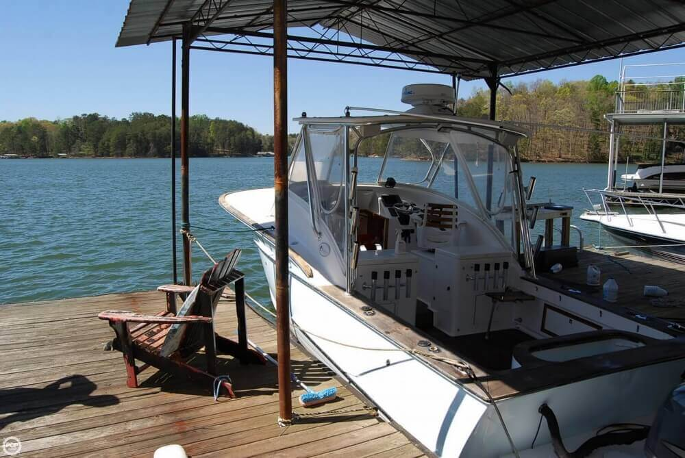 2009 Carolinian Boat Works Carolinian 28 Express - Photo #2